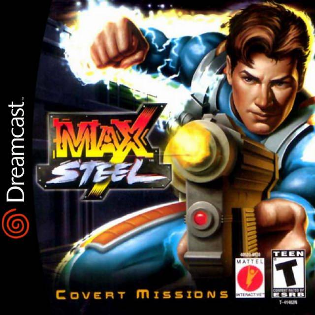 Max Steel - Covert Missions