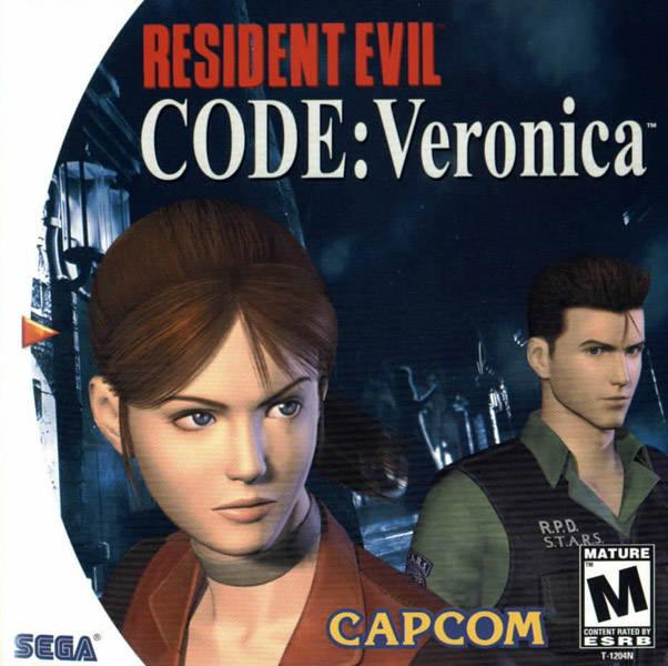 Resident Evil - Code - Veronica (Disc 2)