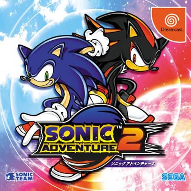 Sonic Adventure 2 (En,Ja,Fr,De,Es)
