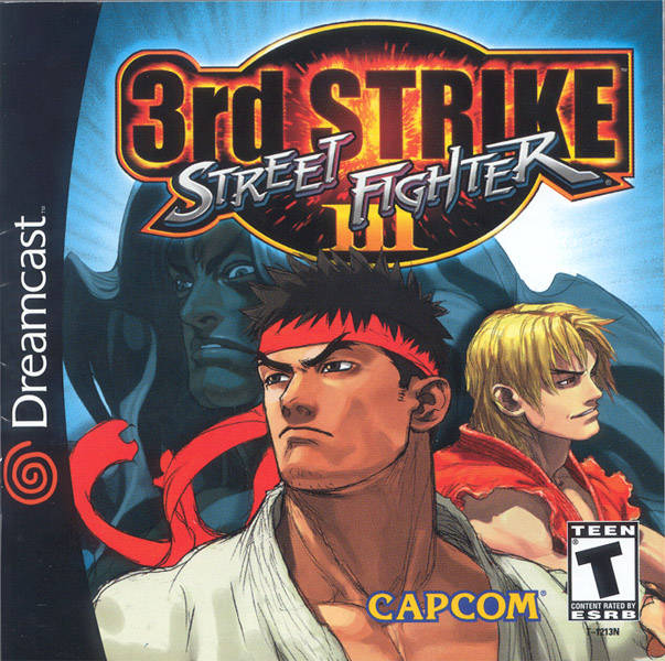 Street Fighter III - 3rd Strike