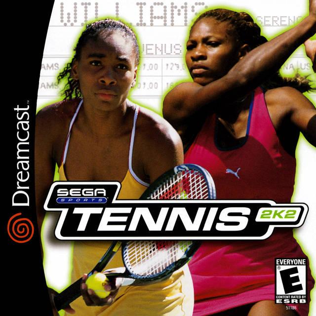 Tennis 2K2 (En,Ja,Fr,De,Es) (Rev A)