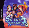 skies of arcadia (disc 1) rom