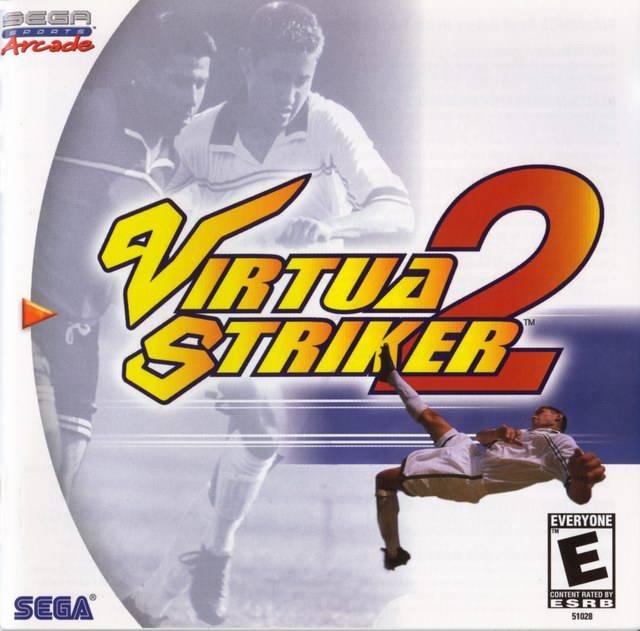 Virtua Striker 2 Ver. 2000.1 (En,Ja,Fr,De,Es)