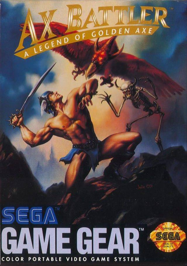 Ax Battler - A Legend Of Golden Axe (V1.5) [b1]