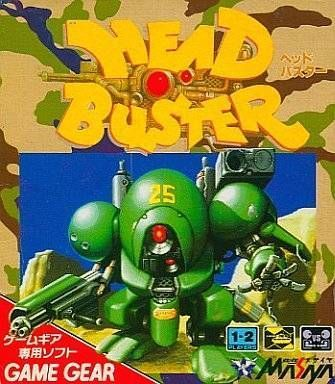 Head Buster [T+Eng.99_Chris Covell]