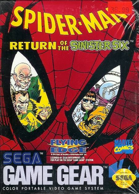 Spider-Man - Return Of The Sinister Six