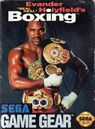 evander holyfield's 'real deal' boxing rom