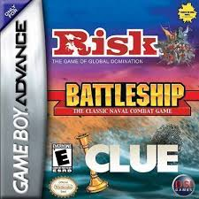 3 In 1 - Risk BattleShip Clue