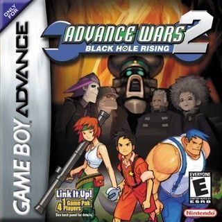 Advanced Wars 2 - Black Hole Rising ROM - Gameboy Advance (GBA