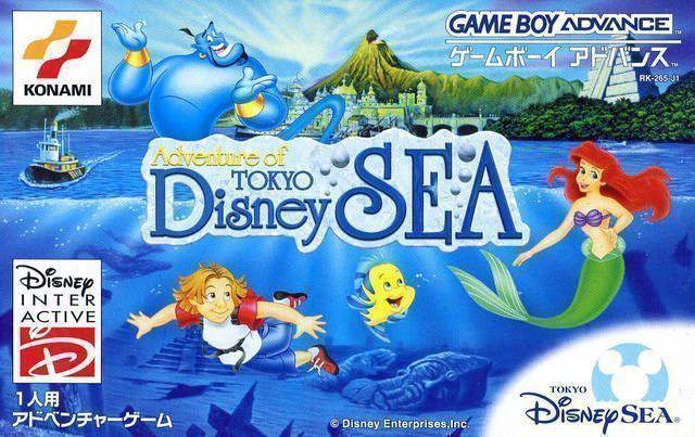 Adventure Of Tokyo Disney Sea (Eurasia)