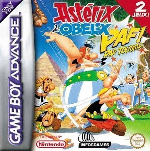 Asterix & Obelix - PAF! Them All! (Menace)