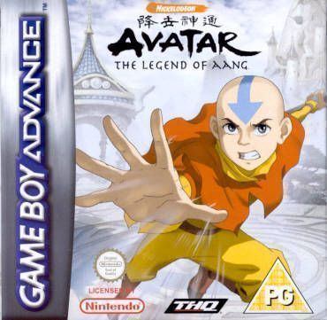 Avatar the last airbender game for gba free download.