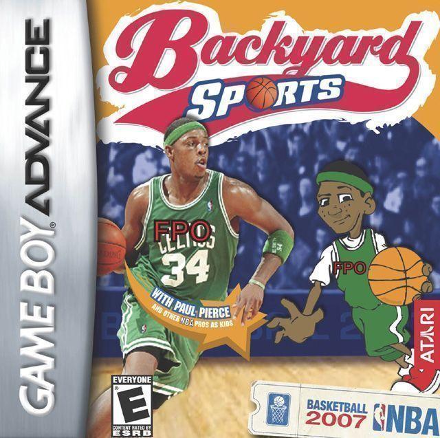 Backyard Basketball Pc Download backyard basketball 2007 rom - gameboy advance (gba) | emulator.games