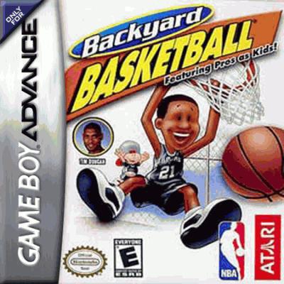 Backyard Basketball ROM - Gameboy Advance (GBA) | Emulator ...