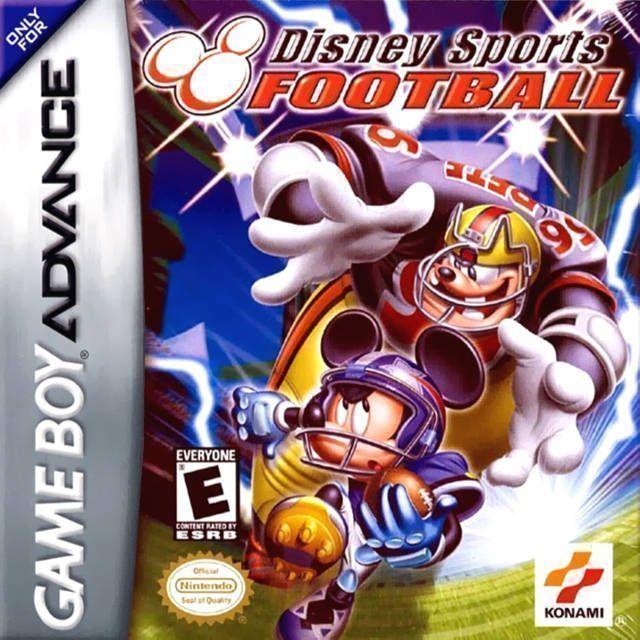 Backyard Football 2007 ROM - Gameboy Advance (GBA ...