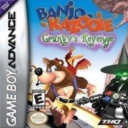 Banjo Kazooie Gruntys Revenge Rom Gameboy Advance Gba