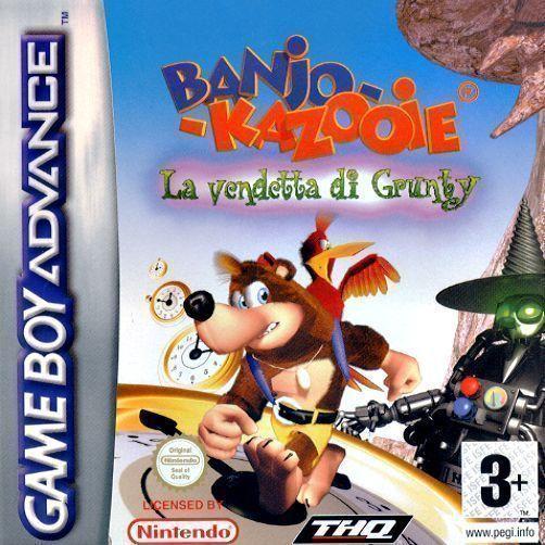 Banjo Kazooie - La Vendetta Di Grunty (TrashMan)