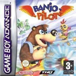 Banjo Pilot Rom Gameboy Advance Gba Emulator Games