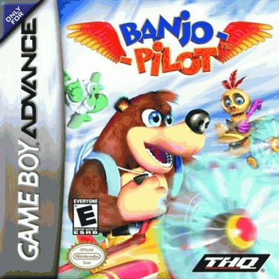 Banjo Pilot Rom Gameboy Advance Gba Emulatorgames