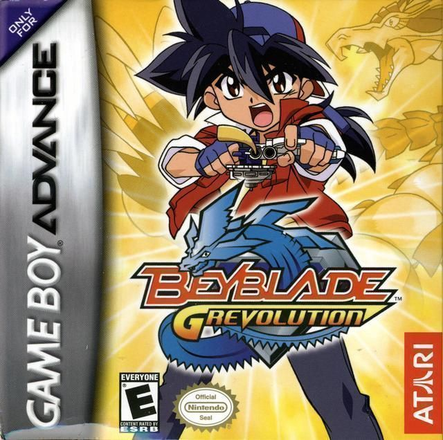 Beyblade G-Revolution ROM - Gameboy Advance (GBA) | Emulator