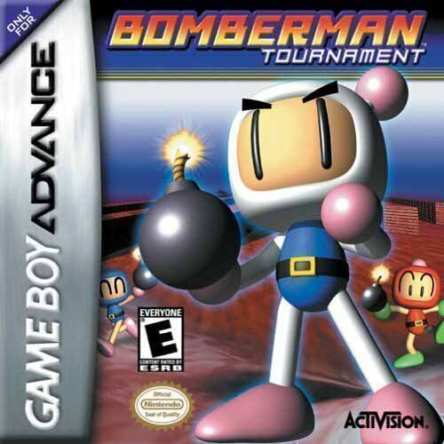 Bomber-Man Tournament