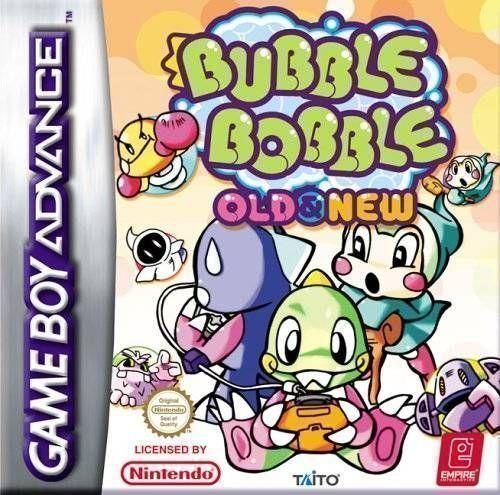 Bubble Bobble - Old & New (Venom)