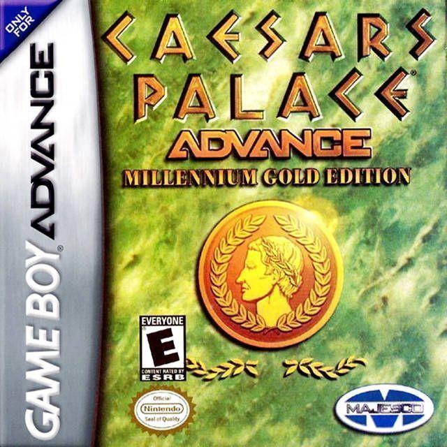 Caesar's Palace Advance - Millennium Gold Edition
