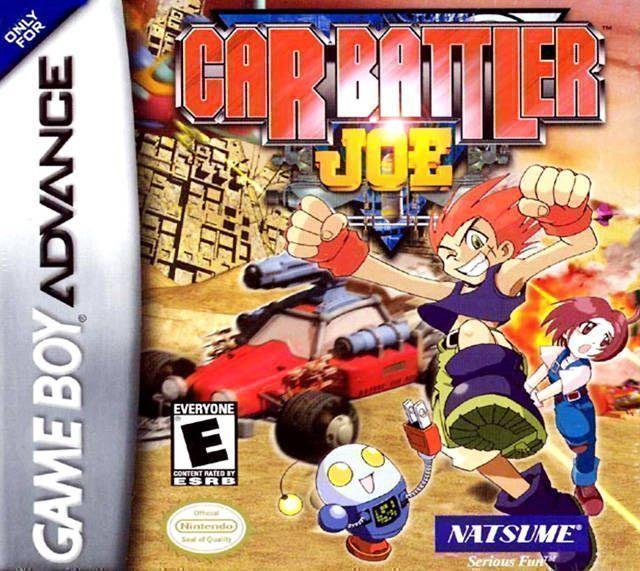 Car Battler Joe ROM - Gameboy Advance (GBA)