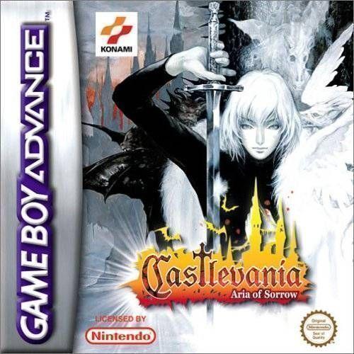 castlevania aria of sorrow gba fr
