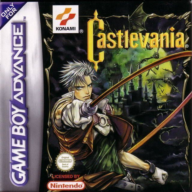 Castlevania - Circle Of The Moon (Eurasia)