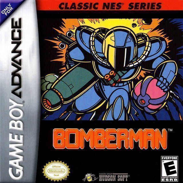 Classic NES - Bomberman