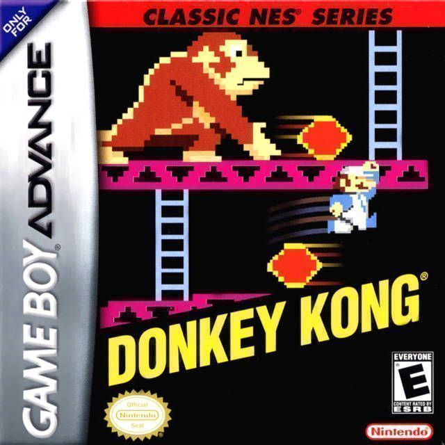 Classic NES - Donkey Kong