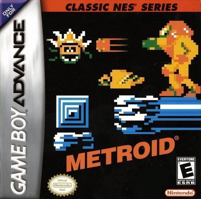 Classic NES - Metroid