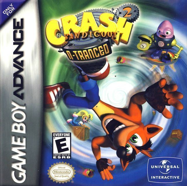 Crash Bandicoot 2 - N-Tranced