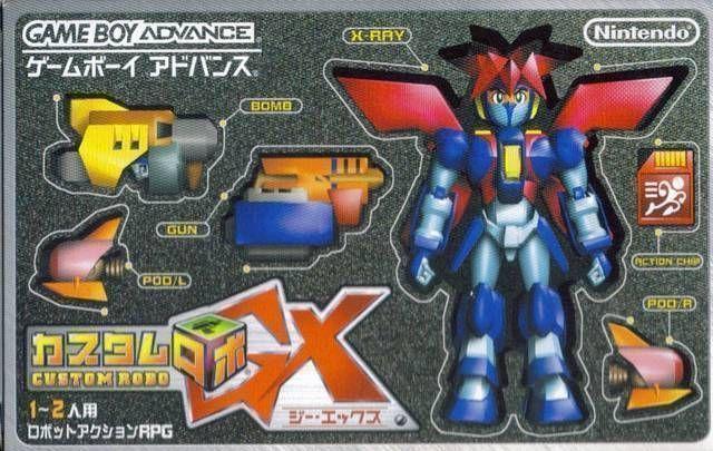 Custom Robo GX (Eurasia)