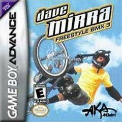 Dave Mirra - Freestyle BMX 3