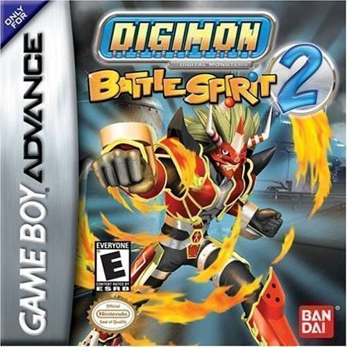 Digimon Battle Spirit 2 - Rising Sun