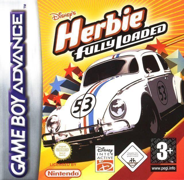 Disney's Herbie - Fully Loaded (GP)