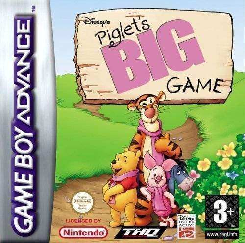 Disney's Piglet's Big Game (Suxxors)