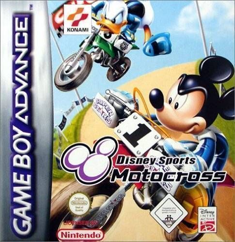 Disney Sports Motocross (Surplus)