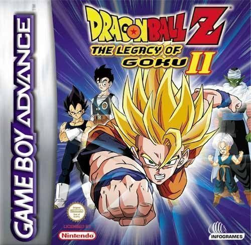 Dragonball Z The Legacy Of Goku 2 - Play Game Online