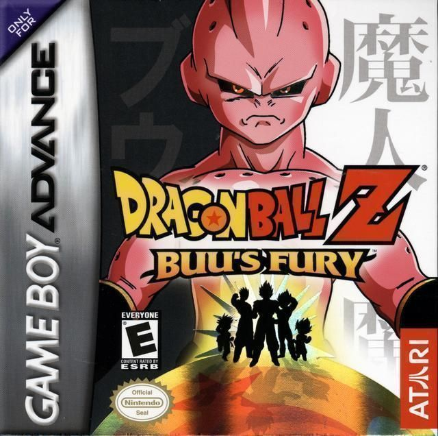 Dragonball Z Buu S Fury Rom Gameboy Advance Gba Emulator Games
