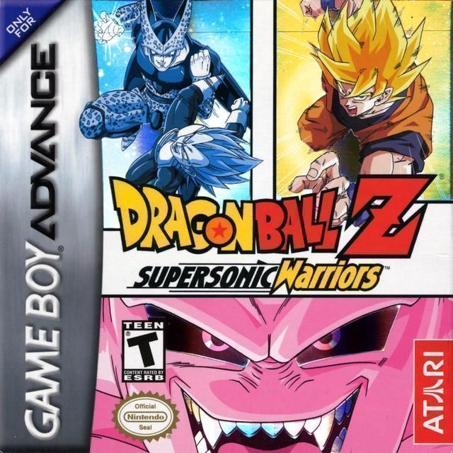 Dragonball Z Supersonic Warriors Rom Gameboy Advance Gba