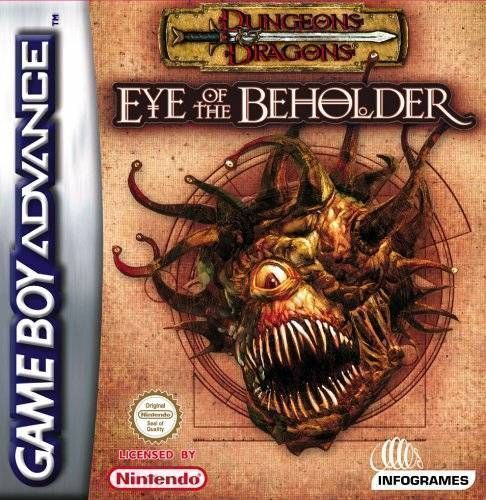 Dungeons And Dragons - Eye Of The Beholder (Patience)