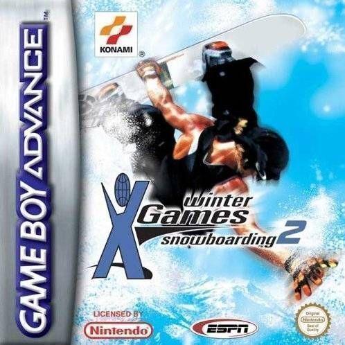 ESPN Winter X-Games - Snowboarding 2