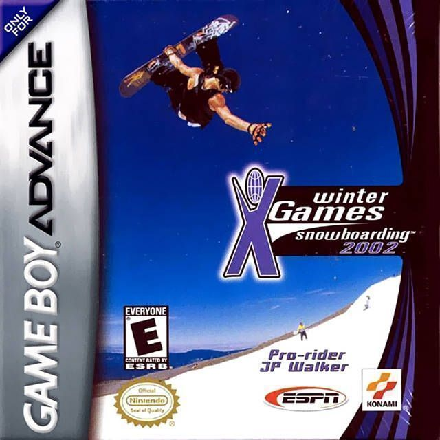 ESPN - X-Winter Games - Snowboarding