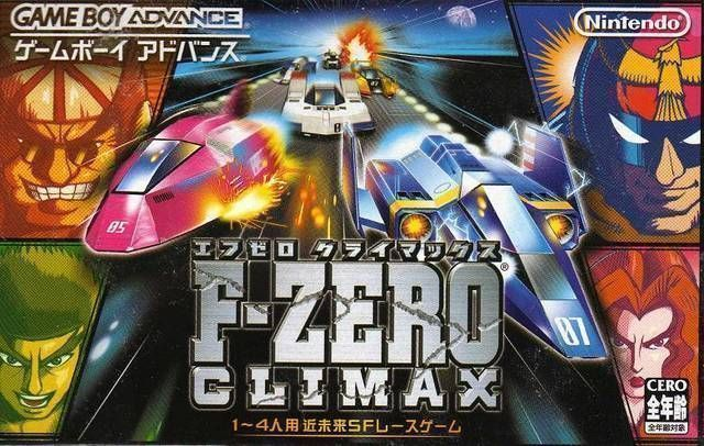 F-Zero Climax (Eurasia) ROM - Gameboy Advance (GBA) | Emulator Games