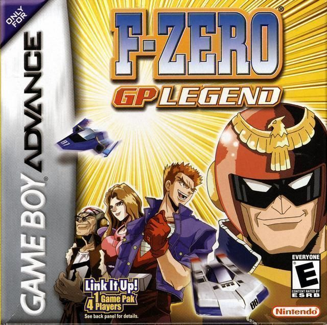 F-Zero GP Legend ROM - Gameboy Advance (GBA) | Emulator Games