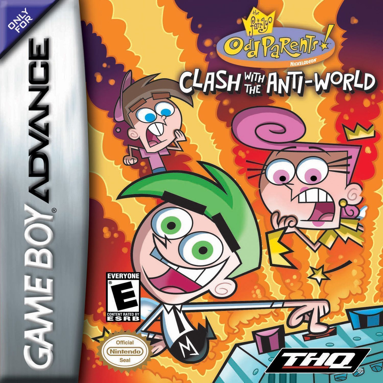 Fairly Odd Parents - Clash With The Anti-World