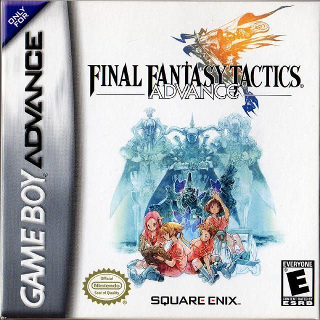 Final Fantasy Tactics Advanced Rom Gameboy Advance Gba